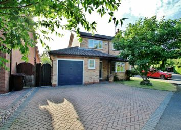 Thumbnail 4 bed detached house for sale in York Close, Mountsorrel, Leicestershire
