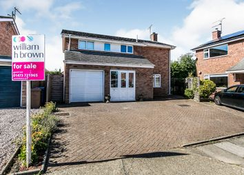 4 bed detached house for sale in West Lawn, Ipswich IP4