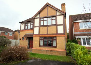 Thumbnail 4 bed detached house to rent in Pegasus Way, Hilton, Derby