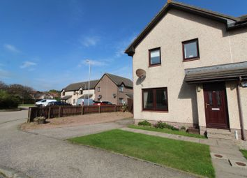 Thumbnail 3 bedroom semi-detached house for sale in Pettens Close, Aberdeen