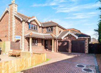 4 bed detached house for sale in Endeavour Close, Seaton Carew, Hartlepool TS25