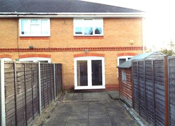 Thumbnail 1 bed terraced house to rent in Tilbury Walk, Langley, Slough
