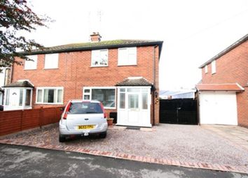 Thumbnail 3 bed property to rent in Newstead Avenue, Burbage, Hinckley