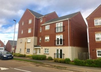 Thumbnail 2 bed flat to rent in Saxthorpe Road, Hamilton, Leicester