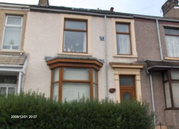 Thumbnail 5 bedroom terraced house to rent in Westbury Street, Swansea