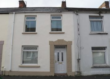Thumbnail 3 bed property to rent in Dillwyn Street, Llanelli