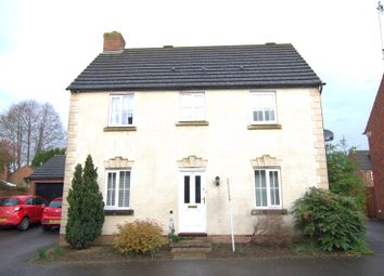 Thumbnail 3 bed detached house to rent in Downham View, Dursley, Gloucestershire