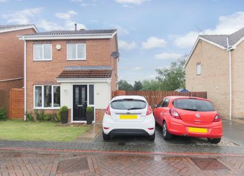 Thumbnail 3 bed detached house for sale in Forrester Court, Robin Hood, Wakefield
