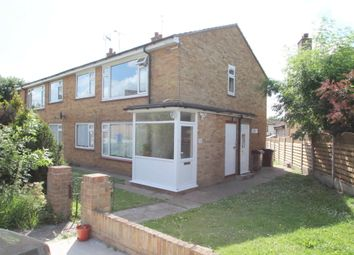 Thumbnail 2 bed maisonette to rent in Dell Road, Grays, Essex