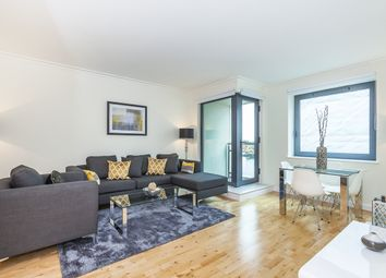 Thumbnail 2 bedroom flat to rent in Discovery Dock Apartments East, South Quay Square, London
