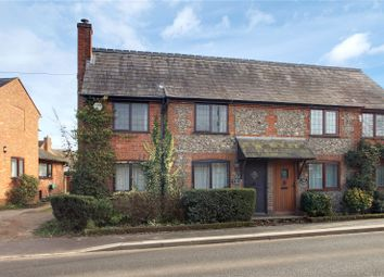 Thumbnail 2 bed semi-detached house for sale in Crowell Road, Chinnor, Oxfordshire