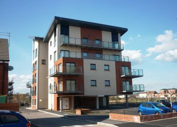Thumbnail 2 bed flat to rent in Alicia Close, Newport