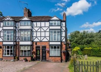 Thumbnail 3 bed end terrace house for sale in Post Office Square, Madeley, Crewe, Staffordshire