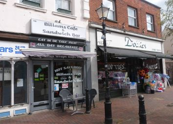 Thumbnail Commercial property for sale in Market Square, Waltham Abbey