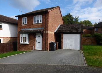 Thumbnail 3 bedroom detached house for sale in Oakleigh Drive, Northampton