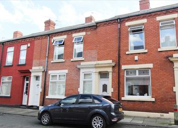 Thumbnail 4 bed terraced house for sale in Salisbury Street, Blyth