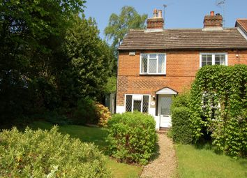 Thumbnail 2 bed cottage to rent in London Road, Bagshot