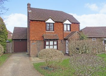 Thumbnail 4 bed detached house for sale in Homestead, Singleton, Ashford