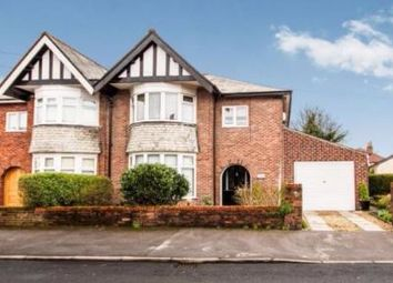 Thumbnail 4 bed terraced house for sale in Victoria Road, Fulwood, Preston
