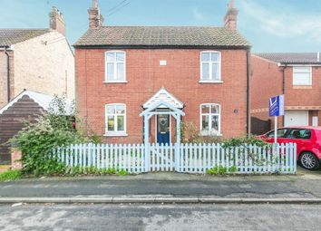 Thumbnail 3 bed detached house for sale in Mill Lane, Trimley St. Martin, Felixstowe