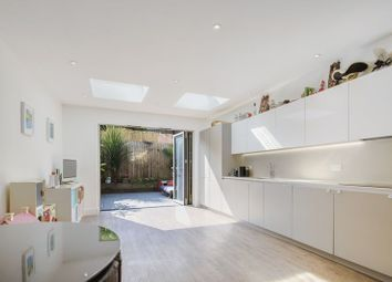 Thumbnail 3 bed terraced house for sale in Leverson Street, London