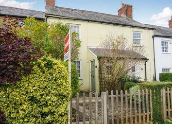 Thumbnail 2 bedroom terraced house for sale in Bauntons Orchard, Milborne Port, Sherborne