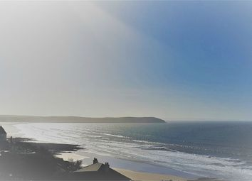 Thumbnail 3 bed flat for sale in Mortehoe, Woolacombe, Devon