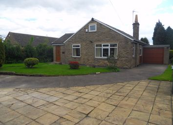 Thumbnail 3 bed detached bungalow for sale in Oxford Road, Dewsbury