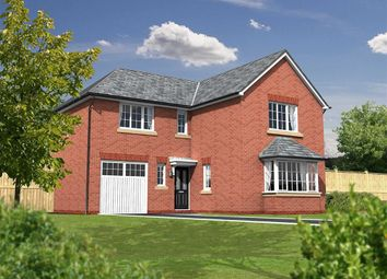 Thumbnail 4 bed detached house for sale in Bluebell Walk, Blackburn, Lancashire