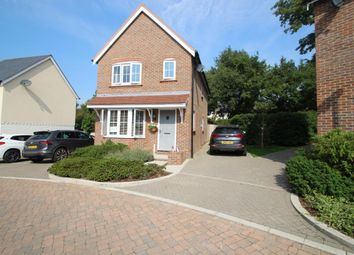 Thumbnail 3 bed detached house for sale in Morshead Drive, Binfield