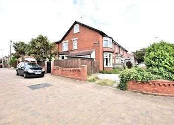 Thumbnail 4 bed semi-detached house for sale in Kirkham Avenue, Blackpool