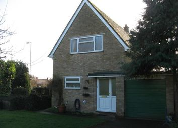 Thumbnail 3 bed detached house to rent in Hare Field Cottage, Milton Road, Clapham
