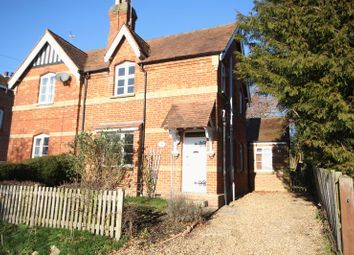 Thumbnail 2 bed semi-detached house for sale in Main Street, Padbury, Buckingham