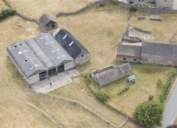 Thumbnail Barn conversion for sale in Consall Lane, Wetley Rocks, Staffordshire