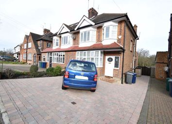 Thumbnail 3 bedroom semi-detached house to rent in Chanctonbury Way, London