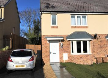 3 bed semi-detached house for sale in Elgar Circle, Newport NP19
