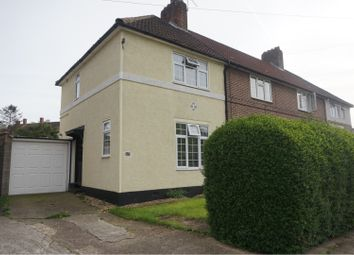 Thumbnail 2 bed end terrace house for sale in Arcus Road, Bromley