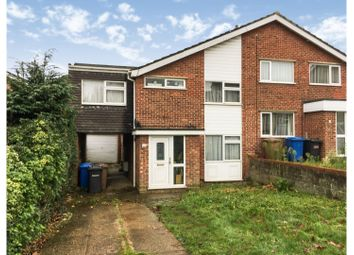 Thumbnail 4 bed semi-detached house for sale in Lanercost Way, Ipswich
