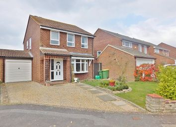 Thumbnail 4 bed link-detached house for sale in Hebrides Close, Stubbington, Fareham