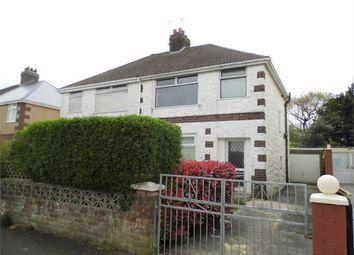 Thumbnail 3 bed semi-detached house for sale in Great Western Avenue, Bridgend, Bridgend, Mid Glamorgan