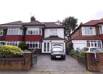 Thumbnail 5 bed semi-detached house for sale in Mather Avenue, Allerton, Liverpool, Merseyside