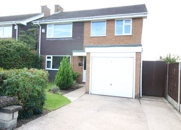 Thumbnail 4 bedroom detached house for sale in Alderson Road, Worksop