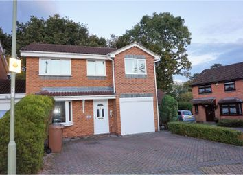 Thumbnail 4 bedroom link-detached house for sale in Armada Close, Rownhams, Southampton