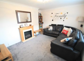 Thumbnail 3 bedroom semi-detached house for sale in Queensway, Barwell, Leicester