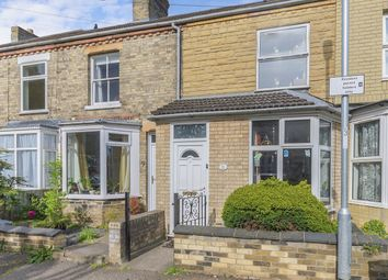 Thumbnail 4 bed terraced house for sale in South Parade, West Town, Peterborough