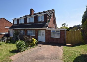 Thumbnail 4 bed property for sale in Barley Farm Road, Exeter