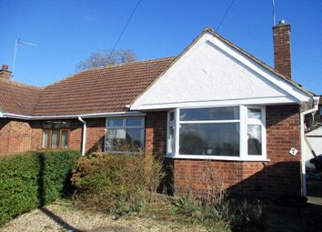 Thumbnail 2 bed bungalow to rent in Appledore Close, Kingsthorpe, Northampton