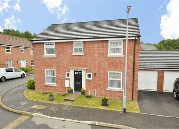 Thumbnail 4 bed detached house for sale in Clarendon Close, Little Stanion, Corby, Northamptonshire