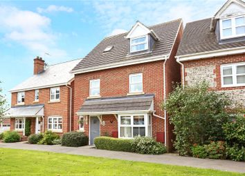 Thumbnail 4 bedroom detached house for sale in Chaffinch Road, Four Marks, Alton, Hampshire