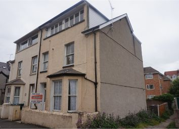 Thumbnail 1 bed block of flats for sale in Victoria Street, Llandudno
